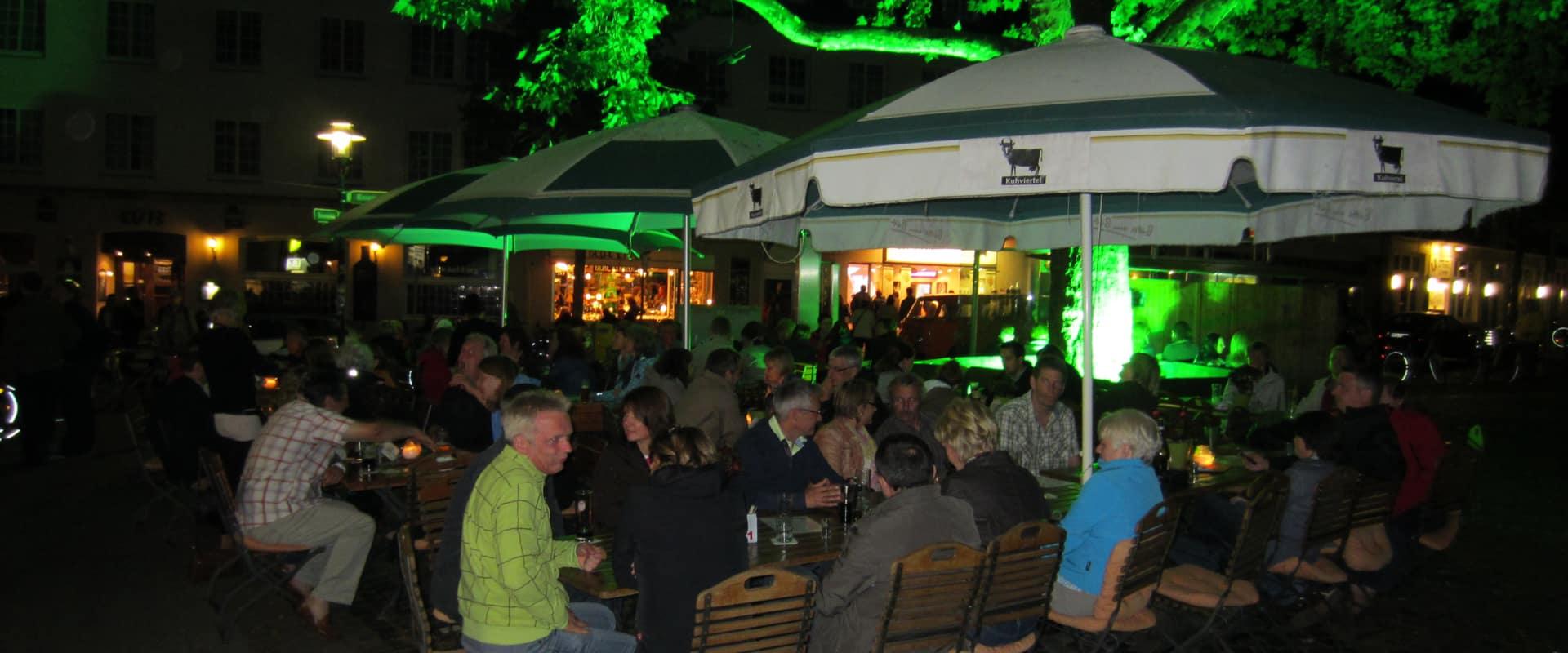 Biergarten am Rosenplatz